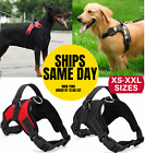 clavamox for dogs - No Pull Adjustable Dog Pet Vest Harness Quality Nylon Small/Medium/Large/XL XXL