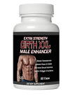 MALE PENIS ENLARGER GROWTH PILLS THICKER SIZE GAIN BIGGER HARDER STAMINA LONGER $10.78 USD on eBay