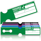 4th Edition Tuff Tag Passed PAT Test Labels for Harsh Environments