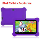 7'' Quad Core HD Child Tablet Bundle Kids Android 4.4 Kitoch Dual Camera WiFi 8G