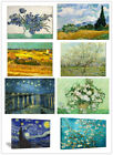 Art - Canvas Prints Van Gogh Paintings Wall Art Home Decor Poster Picture Present Gift