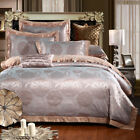 4-Piece MAJESTY Luxury Bed Sheets Comforter Bedspreads Duvet Cover Set