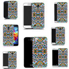 For Various Mobile Phones Design Hard Back Case Cover ethnic