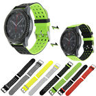 HOT 22mm Silicone Bracelet Watch Band Strap For Samsung Gear S3 Frontier/Classic
