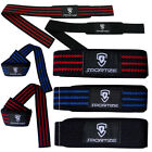 New Weight Lifting Wrap Training Gym Straps Wrist Support Hand Bar Gloves Padded