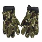 1 Pair Men Sports Full Finger Gloves Outdoor Cycling Driving Tactical Gloves