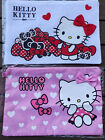 School Girl Children Hello Kitty A4 Document Stationary Organizer Bag case pouch