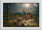 Terry Redlin God_Shed_His_Grace Art printed on canvas home decoration painting
