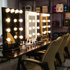 Vanity LED Mirror Light Bulbs Kit For Makeup Hollywood Super Star Style