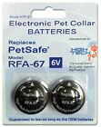 "Sparky Pet 1"" Replacement Dog Collar 3 Hole with RFA 529 Kit & 67D Battery"