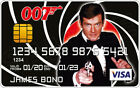 Roger Moore - James Bond Novelty Plastic Credit Card £2.75 GBP on eBay