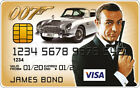 Sean Connery - James Bond Novelty Plastic Credit Card £2.85 GBP on eBay