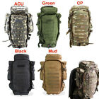 Military Army Tactical Molle Hiking Hunting Camping Rifle Backpack Climbing Bags