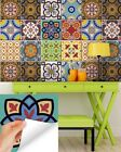 New Wall Art Tile Adhesive Home Decor Kitchen Decal Sticker Stickers 3D Bathroom