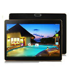"""KT107 10.1"""" Octa Core For Android5.1 IPS 3G Dual Camera 2GB/32GB Tablets UK Plug"""