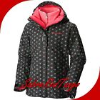 NWT COLUMBIA GIRLS BUGABOO 3IN1 INTERCHANGE JACKET PARKA BLACK SNOWFLAKE 1562111