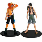 Anime One Piece PVC Figuren Luffy Zoro Sanji Ace Actionfigur Spielzeug Sammlung