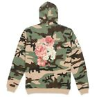 10 Deep Men Thinking Of Your Passing Hoody camo woodland