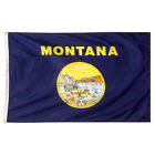 Montana State Flag, Quality Nylon, Brass Grommets, All Sizes, You Pick