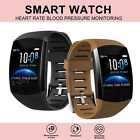 Bluetooth Smart Wrist Watch Touch Screen SIM Phone Mate For Android IOS iPhone image