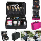 Travel - 13/16'' Professional Makeup Bag Cosmetic Case Storage Organizer Artist Travel US