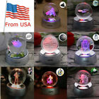 Star Wars Star Trek 3D LED Crystal Night Light Table Lamp Birthday Gift RGB on eBay