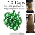 Therapy Daily Hair Vitamin For Lengthen Growth Faster Hair very good 10 Caps