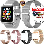 Stainless Steel iWatch Replacement Band 38/42mm F Apple Watch Series 3/2/1 Strap image