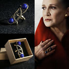 2018 Star Wars Ring With Gift Box The Last Jedi Princess Leia Ring Blue Stainles $12.71 CAD
