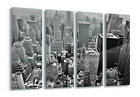 New York City Skyline Canvas & Glass Wall Art Pictures (FW-1111)