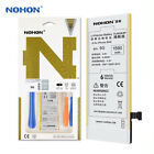 NOHON High Capacity Power Battery Replacement For iPhone 7 6 6S Plus 5 5S 5SE