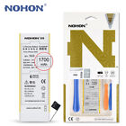NOHON High Capacity Power Battery Replacement For iPhone 7 6 6S Plus 5 5S SE