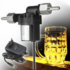 DC12V 18W Brewing Home Brew Beer Work Mash Water Circulation Fluid Transfer Pump