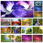 49 Style Full Drill DIY 5D Diamond Painting Embroidery Cross Crafts Stitch Decor