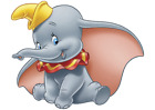 Dumbo Pick A Coller Colour Vinyl Wall Or Window Sticker Various Sizes