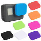 Black Housing Case Soft Silicone Protective Lens Cap Cover For Gopro 4k Hero 5