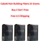 buy gu - Caboki Hair Building Fibers 4 Colors Loss Concealer 25g U.S Seller Buy 2 Get 1