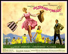 The Sound of Music FRIDGE MAGNETS 6x8 Julie Andrews Classic Movie Posters