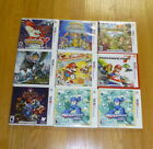 megaman game for 3ds - Original Replacement Box Case for Nintendo 3DS Games - Select Your Title