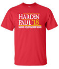 "James Harden Houston Rockets ""Harden Paul 18"" T-Shirt on eBay"