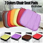 Cushion Seat Pads Chair Dining Garden Patio Office Chair Tie Outdoor Home Garden