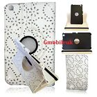 360° ROTATING PU LEATHER CASE FOR SAMSUNG GALAXY TAB 3 8 INCH TABLET T310 BEST