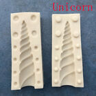 3D Unicorn Baby Birthday Silicone Cake Mold Fondant Sugarcraft Mould Baking Tool