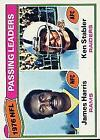 1977 Topps Football EX-MT #1-250 - Your Choice *GOTBASEBALLCARDS