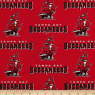 New NFL Tampa Bay Buccaneers Cotton Broadcloth Sold by the 1/4,1/2 and 1 yard $10.0 USD on eBay