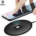 Baseus 15W Qi Wireless Quick Charger For iPhone X and Samsung