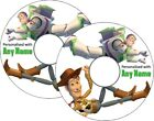 Wheelchair Spoke Guards Graphics Stickers Decals BUZZ WOODY Personalised Name