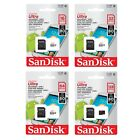 sandisk class 10 16gb micro sd card - SanDisk Ultra 16GB 32GB 64GB 128GB Micro SD Card Class10 80MB/s Memory Card Lot