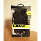 NEW GRIFFIN SURVIVOR MILITARY DUTY CASE COVER BELT CLIP FOR IPHONE 5/5S/SE/5C Uk