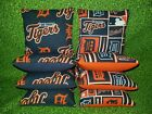 Detroit TIgers Set of 8 Cornhole Bean Bags FREE SHIPPING on Ebay